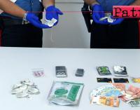 BARCELLONA P.G. – Deteneva droga in casa. Arrestata 22enne