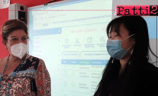 PATTI – Al Borghese-Faranda arriva la docente di madrelingua cinese