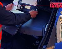 PATTI – Controlli a Patti e a Gioiosa Marea. 4 segnalati quali assuntori di sostanze stupefacenti e 2 veicoli sequestrati perché privi della copertura assicurativa.