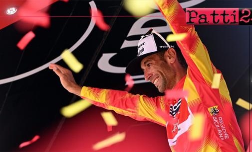 SICILIA – Lo squalo morde ancora ! Vincenzo Nibali vince il Giro di Sicilia.