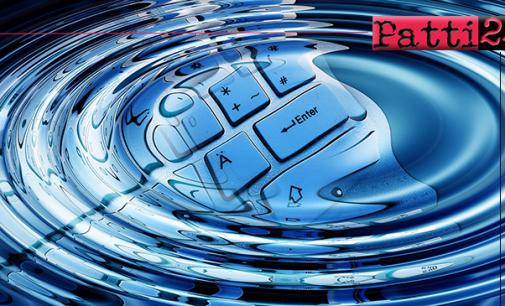 PATTI – Acquedotto. Formazione operatori Ufficio Tributi per gestione software.
